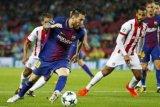 Lionel Messi antarkan Barcelona ungguli Athletic Bilbao 2-0