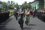 Pangdam Benny berkunjung ke Makorem 162/Wira Bhakti
