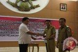 Ronald Kandoli Pelaksana Tugas Bupati Minahasa Tenggara