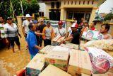 PMI Banjarnegara kirim 10 relawan ke Brebes