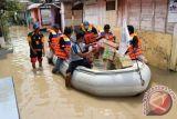 Drainase buruk diduga penyebab banjir jalan protokol di Cianjur