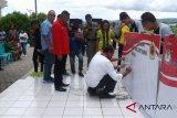 Lima calon Bupati Kupang deklarasi kampanye damai