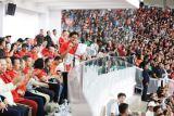 Panitia Piala Presiden siap bertanggung jawab atas kerusakan di GBK