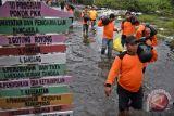 Sejumlah jalan di Bandarlampung terendam banjir