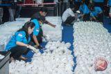 Bea Cukai serahkan barang bukti sabu 1,6 ton