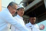 Presiden Tinjau Padat Karya Tunai Di Ambon