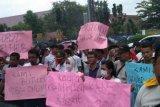 Demo ke DPRD Riau, Driver Online Ungkap Sederet Aksi Kekerasan yang Dialaminya