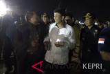 Kapal pembawa sabu masih bersandar di Sekupang