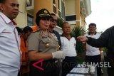 Polres OKU ungkap 133 kasus penyalahgunaan narkoba