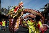Momen Cap Go Meh berdampak positif bagi perekonomian Singkawang