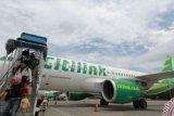 Merokok di Pesawat Citilink, Seorang Penumpang Ditahan Petugas Berwajib