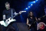 Gitaris Metallica ikut main film biopik Ted Bundy