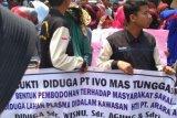 Polda Riau Proses Laporan Perampasan Lahan Masyarakat Suku Sakai oleh Perusahaan