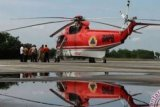 To Fight Forest and Land Fires, Riau Seeks BNPB's Assistance for Helicopter