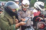 Direktorat Lalulintas Polda Lampung kampanye operasi keselamatan