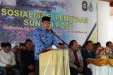 PT.Poso Energy dan Pemkab sosialisasi penataan Danau Poso
