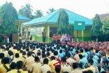 Tangis haru hiasi muhasabah pelajar MTs Muhammadiyah Lakitan