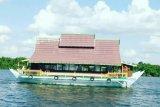Wisatawan Jerman susur Sungai Mentaya Sampit