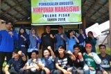 Himpunan Mahasiswa Pulang Pisau gelar pembekalan anggota