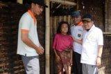 Pembangunan rumah untuk nenek tunawisma