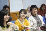 Mahasiswa Keio Jepang studi banding di Unhas