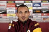 Wesley Sneijder akhiri karier Internasionalnya