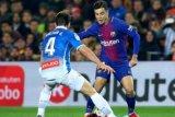 Menang 2-0 di Malaga, bekal Barca lawan Chelsea