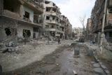 Militer Suriah rebut kota kecil penting di Ghouta Timur