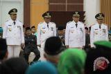 Pelantikan empat penjabat Bupati