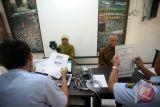 Rekam data biometri jamaah haji sudah bisa dilakukan di embarkasi