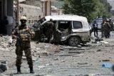 Bom bunuh diri di Kabul telan enam korban