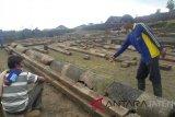 BPCB Jateng susun batuan pagar Situs Liyangan