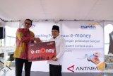 Pembayaran Jasa Penyeberangan Pelabuhan Bangsal gunakan e-Money