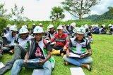 Mahasiswa FTI UMI Makassar-FT Uncen kuliah bersama