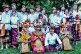 Tari dan Gamelan Bali tampil di Paris