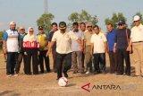 Bupati Karimun meminta PSSI menggelar liga daerah