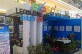 Bernuansa Biru DPRD Manado Ikut Legislative Sulutgo Expo 2018
