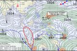 Pola angin di Samudera Pasifik Utara Papua mempengaruhi cuaca di Maluku