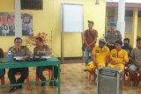 Polsek Bangko Ungkap 3 Kasus Pencurian, 2 Curat dan 1 Curas