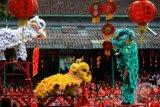 12 grup dalam dan luar negeri ikut Festival Barongsai Internasional