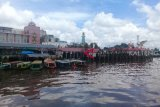 Kotim ingin hidupkan pasar terapung dukung wisata susur Sungai Mentaya