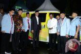 Presiden Jokowi beri 40 mobil untuk pemeliharaan masjid