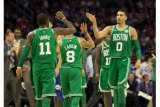 Celtics paksa pistons rasakan kekalahan perdana