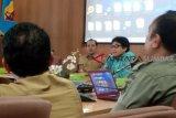 KPK monitoring pencegahan korupsi di Solok