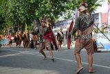 Karnaval Budaya HUT Sulawesi Tengah