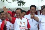Gerindra Sulteng sita spanduk: 'Prabowo Yes, Gatot No'