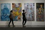 Karya seni Jepang-Indonesia dipamerkan di Denpasar