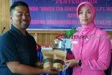UMKM Bhayangkari Solok Selatan kembangkan usaha teh