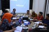 Krakatau Steel belajar penerapan program CSR ke PT Semen Padang