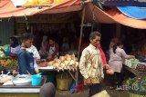Pascagempa, aktivitas Pasar Kalibening Banjarnegara berjalan normal